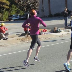 Martha Walz Richmond Marathon 2014
